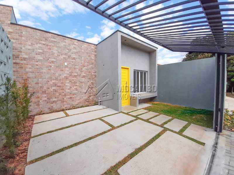Garagem. - Casa 3 quartos à venda Itatiba,SP - R$ 325.000 - FCCA31374 - 1