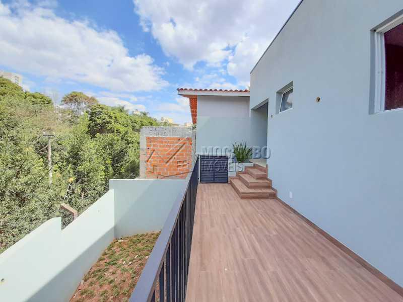 Quintal. - Casa 3 quartos à venda Itatiba,SP - R$ 325.000 - FCCA31374 - 17