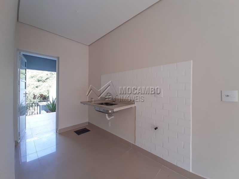 Cozinha. - Casa 3 quartos à venda Itatiba,SP - R$ 325.000 - FCCA31374 - 6