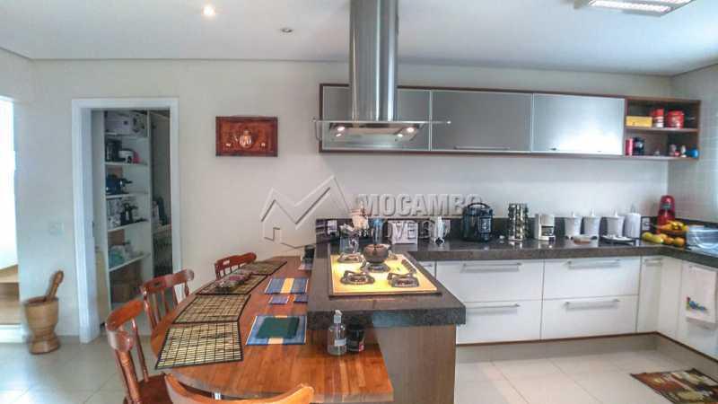 cozinha - Casa em Condomínio 4 quartos à venda Itatiba,SP - R$ 3.000.000 - FCCN40167 - 8