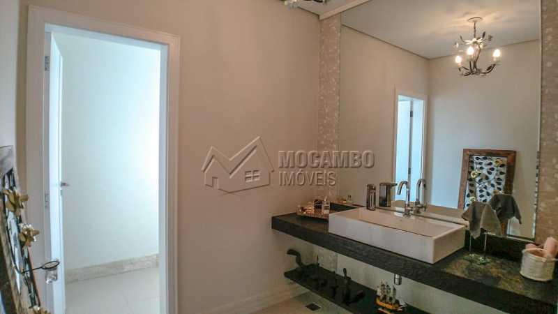 banheiro - Casa em Condomínio 4 quartos à venda Itatiba,SP - R$ 3.000.000 - FCCN40167 - 9
