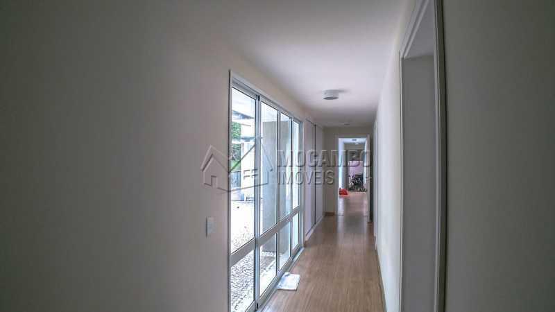 corredor - Casa em Condomínio 4 quartos à venda Itatiba,SP - R$ 3.000.000 - FCCN40167 - 10