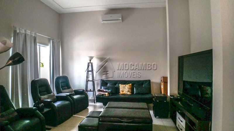 sala de cinema - Casa em Condomínio 4 quartos à venda Itatiba,SP - R$ 3.000.000 - FCCN40167 - 4