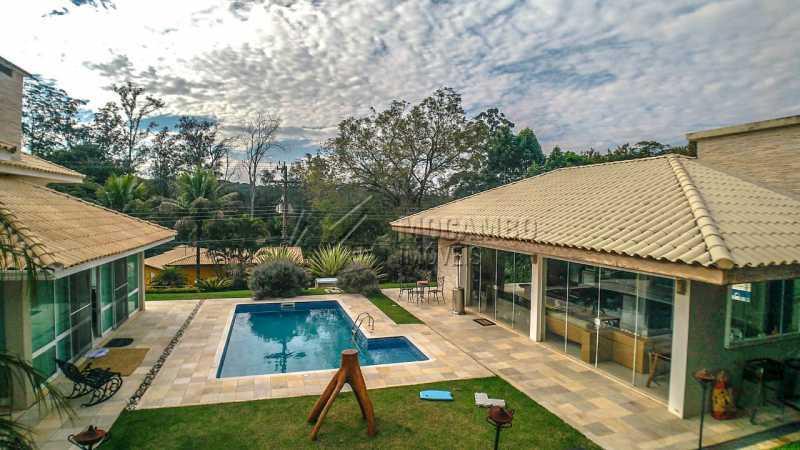 área gourmet - Casa em Condomínio 4 quartos à venda Itatiba,SP - R$ 3.000.000 - FCCN40167 - 18