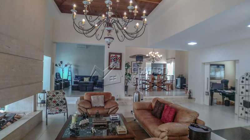sala de estar - Casa em Condomínio 4 quartos à venda Itatiba,SP - R$ 3.000.000 - FCCN40167 - 6