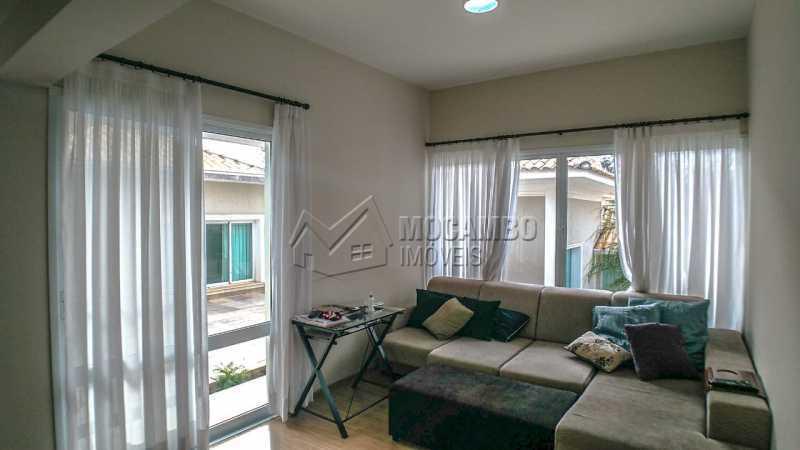 sala de tv - Casa em Condomínio 4 quartos à venda Itatiba,SP - R$ 3.000.000 - FCCN40167 - 7
