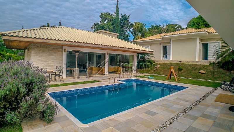 piscina - Casa em Condomínio 4 quartos à venda Itatiba,SP - R$ 3.000.000 - FCCN40167 - 20