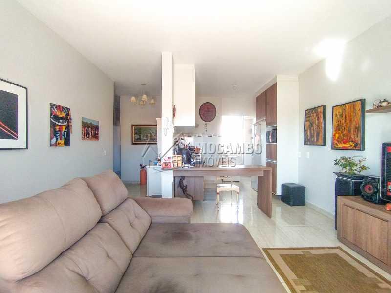 Sala - Apartamento 2 quartos à venda Itatiba,SP - R$ 300.000 - FCAP21141 - 6