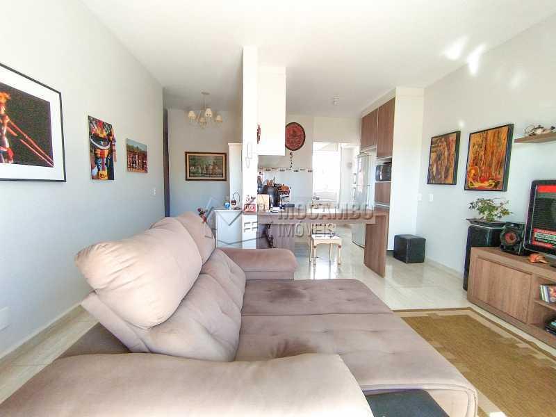 Sala - Apartamento 2 quartos à venda Itatiba,SP - R$ 300.000 - FCAP21141 - 8