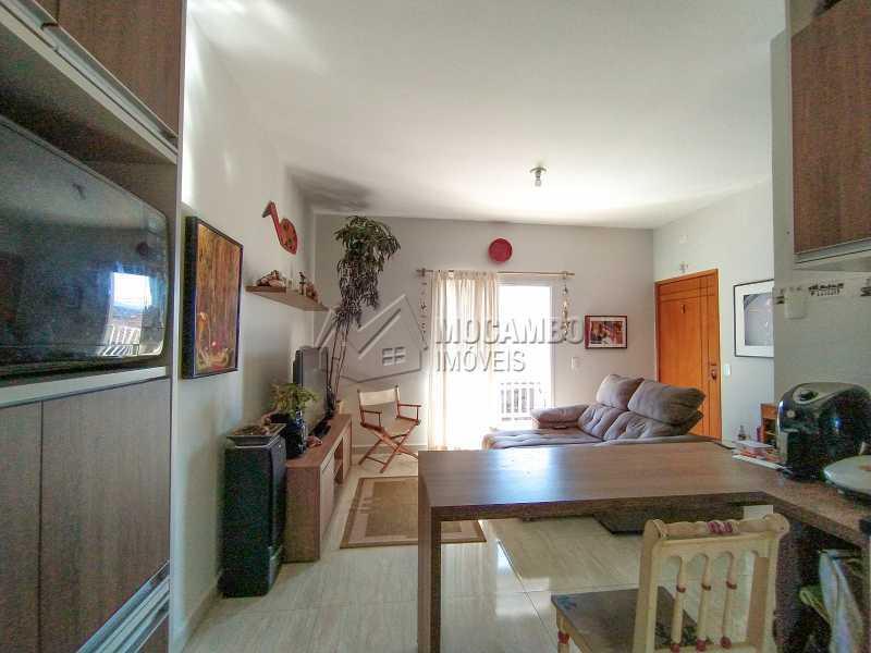 Cozinha - Apartamento 2 quartos à venda Itatiba,SP - R$ 300.000 - FCAP21141 - 9