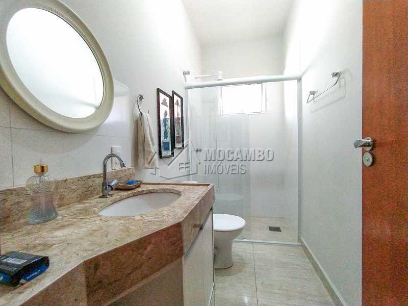 Banheiro Social - Apartamento 2 quartos à venda Itatiba,SP - R$ 300.000 - FCAP21141 - 12