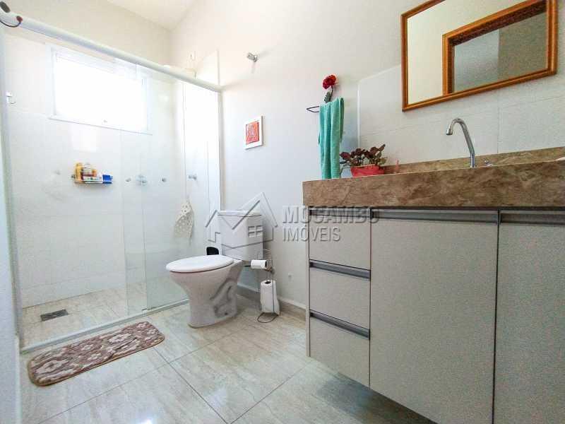 Banheiro Suíte - Apartamento 2 quartos à venda Itatiba,SP - R$ 300.000 - FCAP21141 - 15