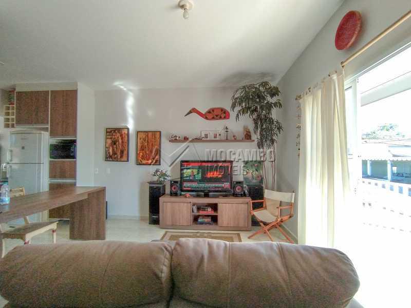 Sala - Apartamento 2 quartos à venda Itatiba,SP - R$ 300.000 - FCAP21141 - 1