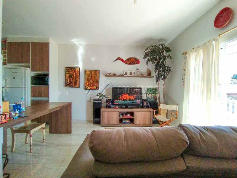 Sala - Apartamento 2 quartos à venda Itatiba,SP - R$ 300.000 - FCAP21141 - 3