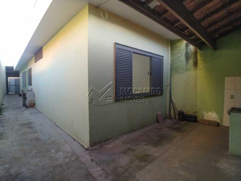 Fachada - Casa 2 quartos à venda Itatiba,SP - R$ 230.000 - FCCA21386 - 1