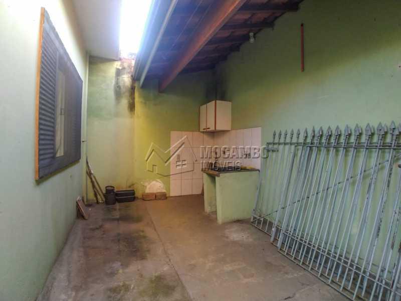 Fundos - Casa 2 quartos à venda Itatiba,SP - R$ 230.000 - FCCA21386 - 7