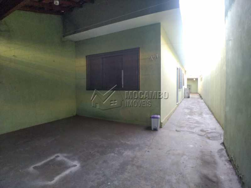 Fachada - Casa 2 quartos à venda Itatiba,SP - R$ 230.000 - FCCA21386 - 5