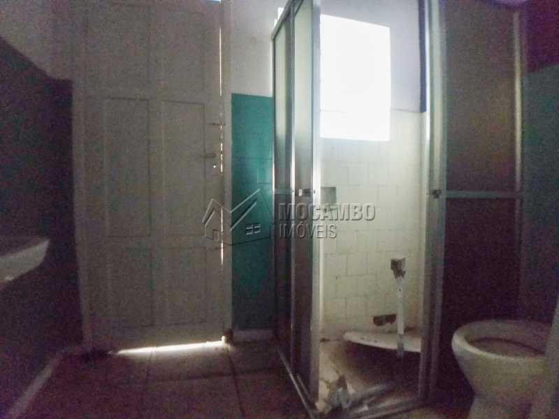Banheiro Social - Casa 2 quartos para alugar Itatiba,SP Centro - R$ 1.200 - FCCA21387 - 6