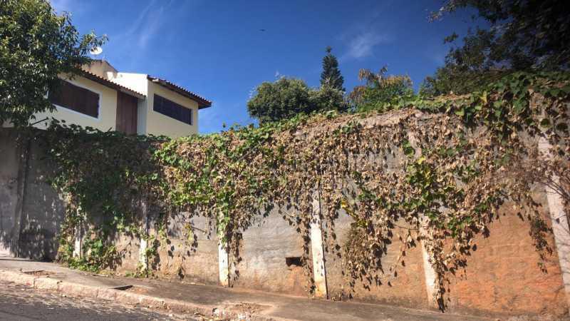 Terreno - Terreno 125m² à venda Itatiba,SP Vila Cruzeiro - R$ 128.000 - FCUF01373 - 1