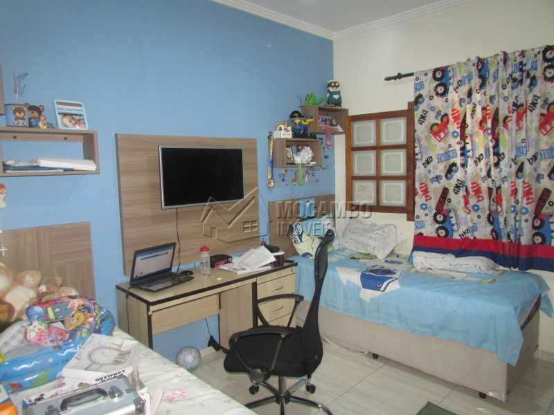 Dormitório - Casa 4 quartos à venda Itatiba,SP - R$ 298.000 - FCCA40144 - 4
