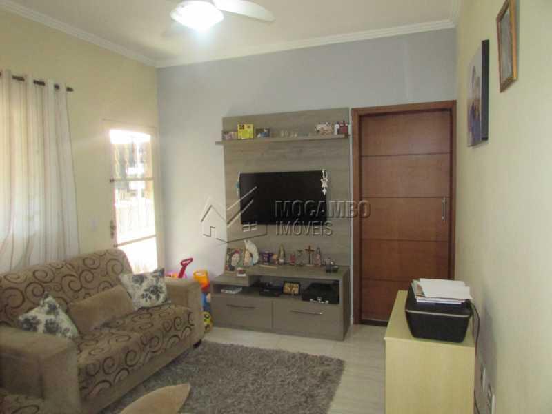 Sala - Casa 4 quartos à venda Itatiba,SP - R$ 298.000 - FCCA40144 - 3