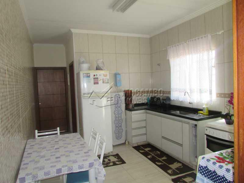 Cozinha - Casa 4 quartos à venda Itatiba,SP - R$ 298.000 - FCCA40144 - 8