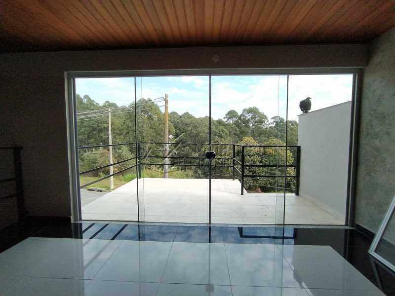 Mezanino - Casa em Condomínio 3 quartos à venda Itatiba,SP - R$ 1.350.000 - FCCN30490 - 6