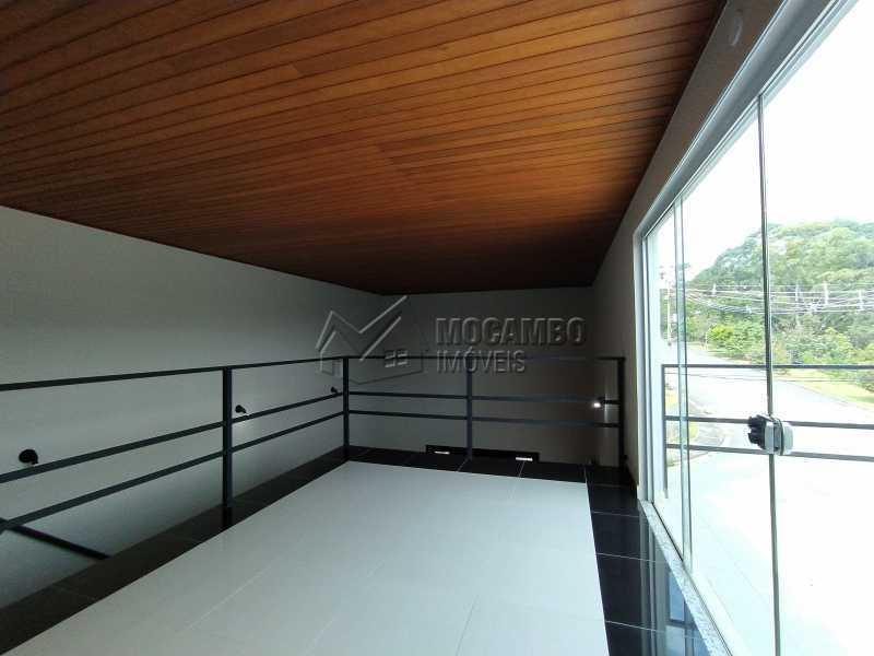 Mezanino - Casa em Condomínio 3 quartos à venda Itatiba,SP - R$ 1.350.000 - FCCN30490 - 7