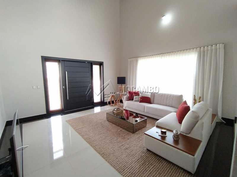 Sala - Casa em Condomínio 3 quartos à venda Itatiba,SP - R$ 1.350.000 - FCCN30490 - 1
