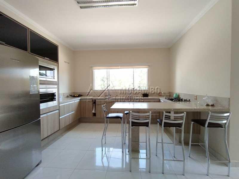Cozinha - Casa em Condomínio 3 quartos à venda Itatiba,SP - R$ 1.350.000 - FCCN30490 - 9