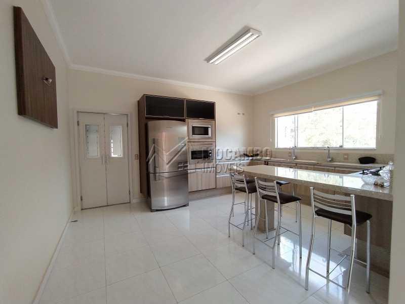 Cozinha - Casa em Condomínio 3 quartos à venda Itatiba,SP - R$ 1.350.000 - FCCN30490 - 10