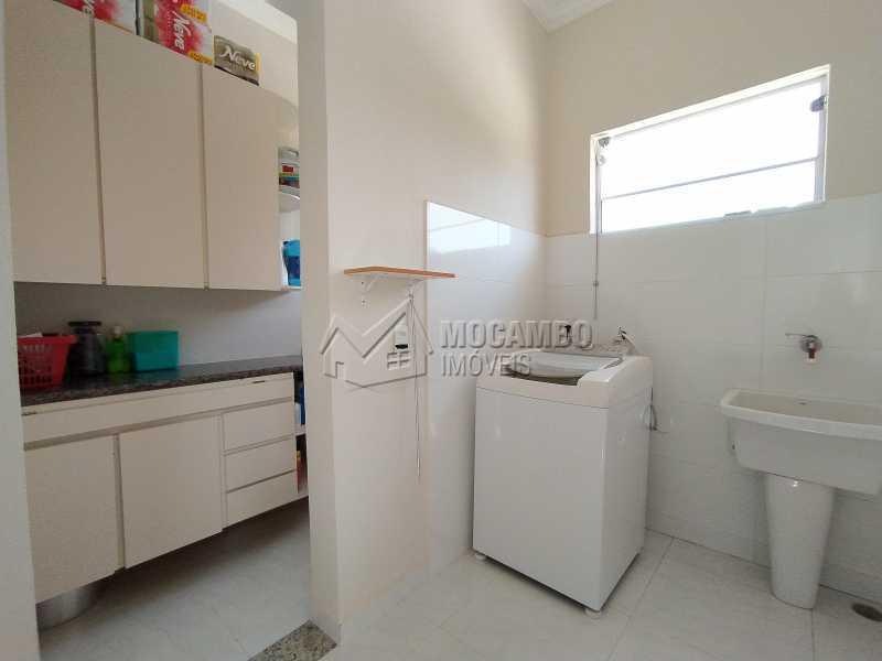 Lavanderia - Casa em Condomínio 3 quartos à venda Itatiba,SP - R$ 1.350.000 - FCCN30490 - 11