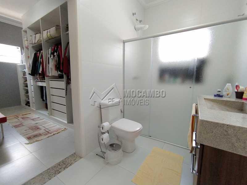 Banheiro com Closet - Casa em Condomínio 3 quartos à venda Itatiba,SP - R$ 1.350.000 - FCCN30490 - 14