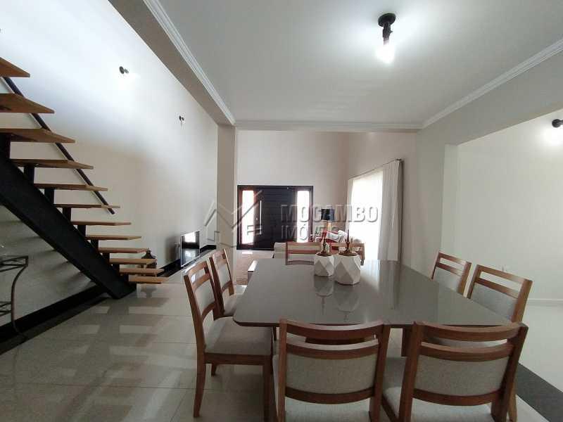 Sala de Jantar - Casa em Condomínio 3 quartos à venda Itatiba,SP - R$ 1.350.000 - FCCN30490 - 5