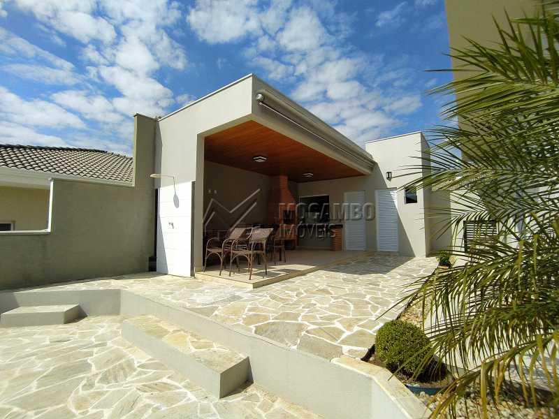 Área Gourmet - Casa em Condomínio 3 quartos à venda Itatiba,SP - R$ 1.350.000 - FCCN30490 - 18