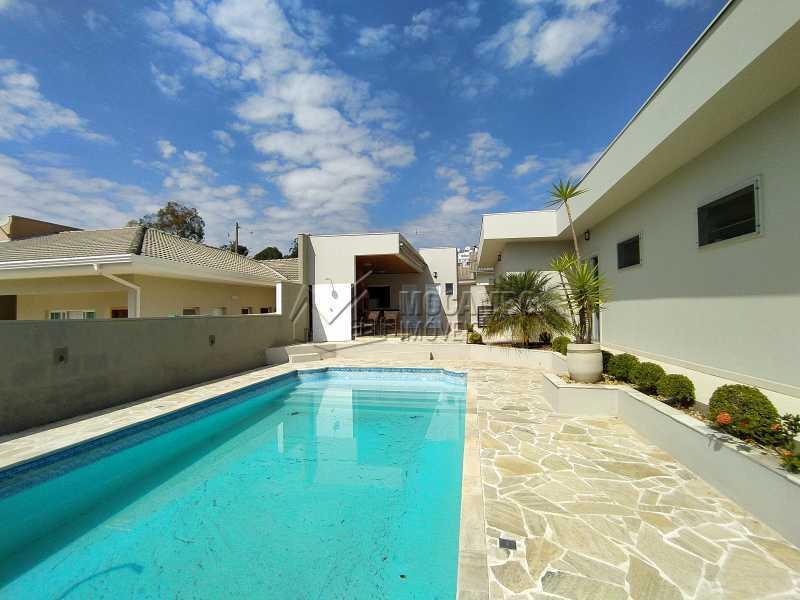 Piscina - Casa em Condomínio 3 quartos à venda Itatiba,SP - R$ 1.350.000 - FCCN30490 - 19