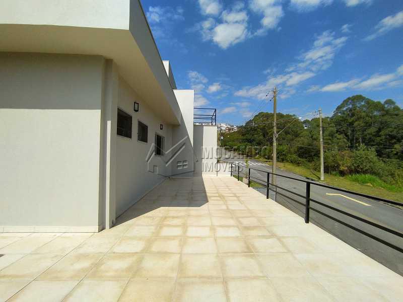 Área Externa - Casa em Condomínio 3 quartos à venda Itatiba,SP - R$ 1.350.000 - FCCN30490 - 20