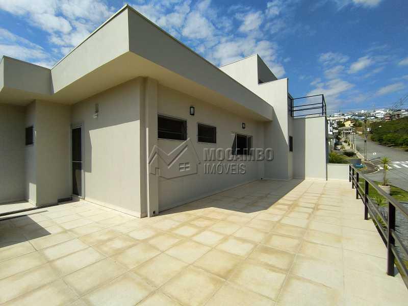 Área Externa - Casa em Condomínio 3 quartos à venda Itatiba,SP - R$ 1.350.000 - FCCN30490 - 21