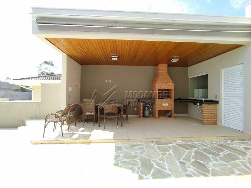 Área Gourmet - Casa em Condomínio 3 quartos à venda Itatiba,SP - R$ 1.350.000 - FCCN30490 - 17