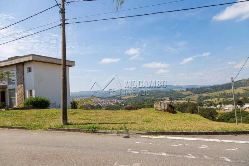 Vista Frontal - Terreno 465m² à venda Itatiba,SP - R$ 214.000 - FCUF01376 - 1