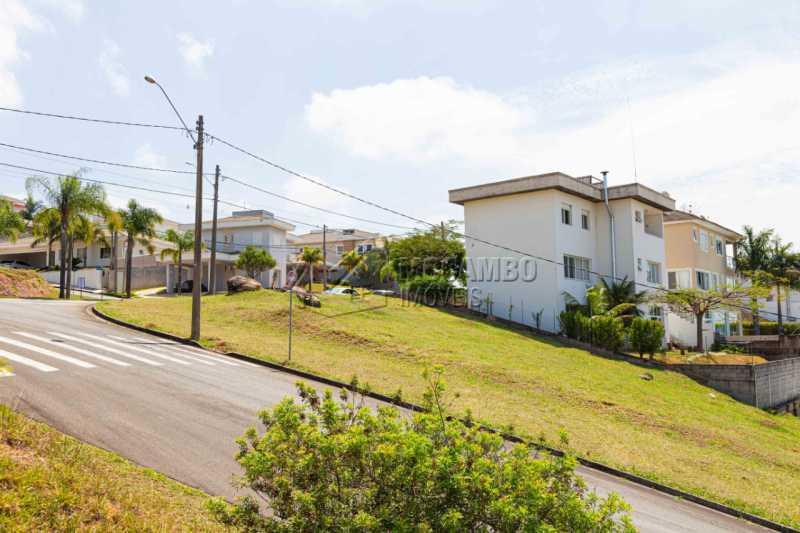 Vista de Lateral - Terreno 465m² à venda Itatiba,SP - R$ 214.000 - FCUF01376 - 3