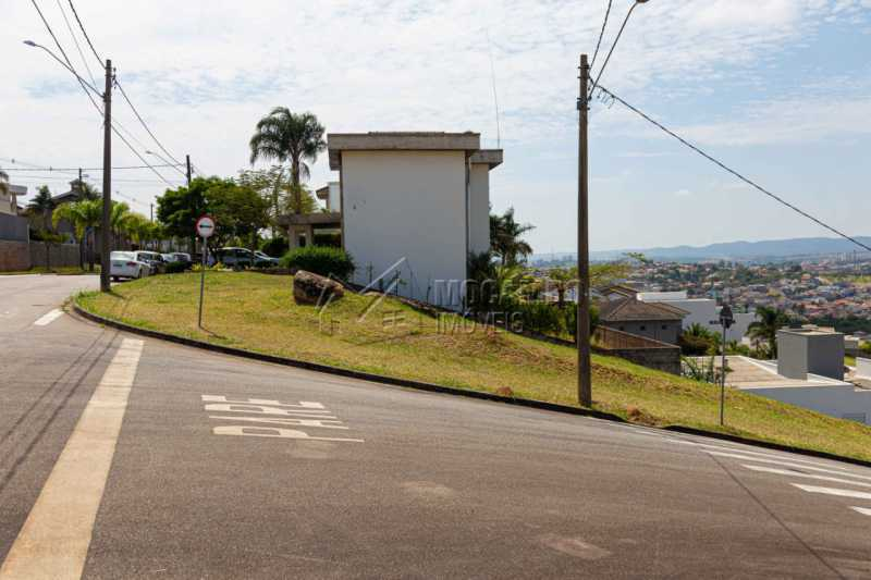 Vista Lateral - Terreno 465m² à venda Itatiba,SP - R$ 214.000 - FCUF01376 - 4