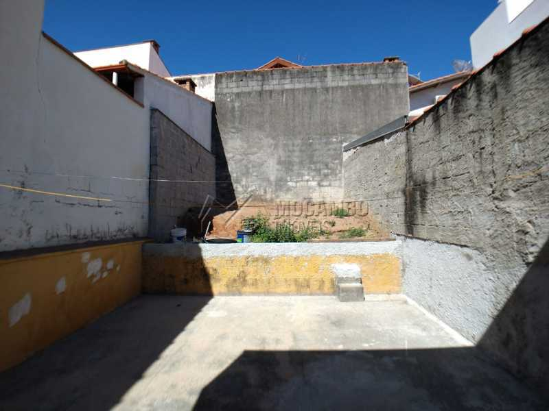 Quintal - Casa 2 quartos à venda Itatiba,SP - R$ 260.000 - FCCA21389 - 9