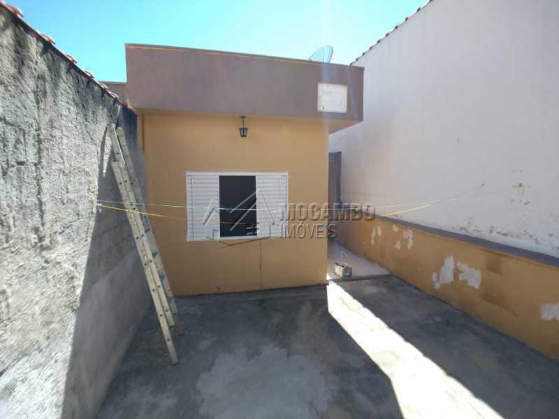 Quintal - Casa 2 quartos à venda Itatiba,SP - R$ 260.000 - FCCA21389 - 8