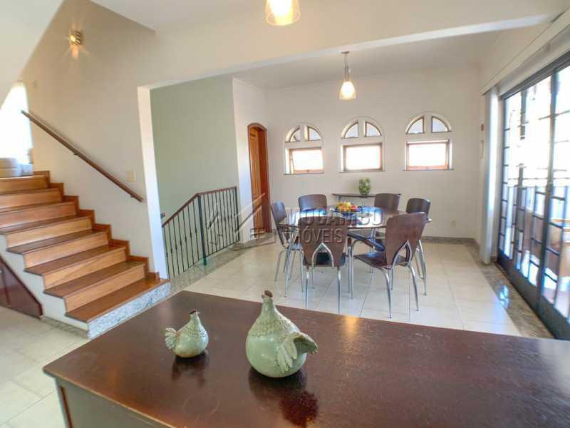 Sala - Casa 3 quartos à venda Itatiba,SP Nova Itatiba - R$ 920.000 - FCCA31378 - 6