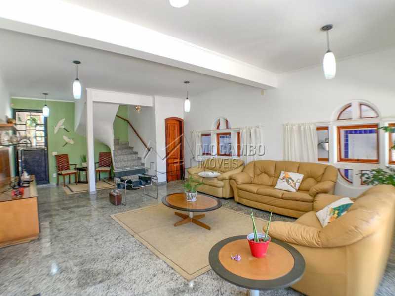 Sala andar inferior - Casa 3 quartos à venda Itatiba,SP Nova Itatiba - R$ 920.000 - FCCA31378 - 11