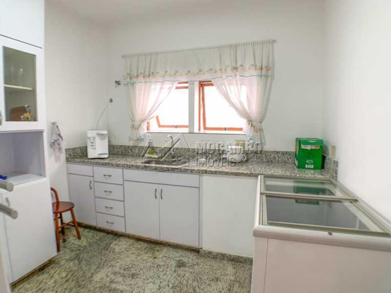 Cozinha da churrasqueira - Casa 3 quartos à venda Itatiba,SP Nova Itatiba - R$ 920.000 - FCCA31378 - 15