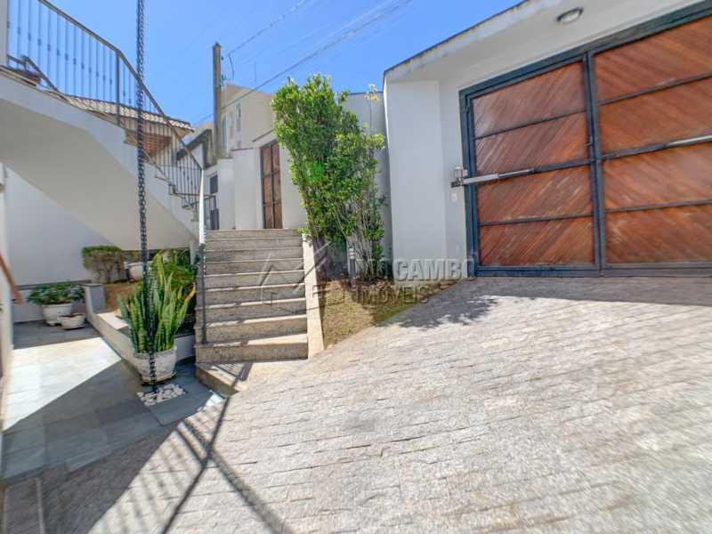 Área externa - Casa 3 quartos à venda Itatiba,SP Nova Itatiba - R$ 920.000 - FCCA31378 - 30