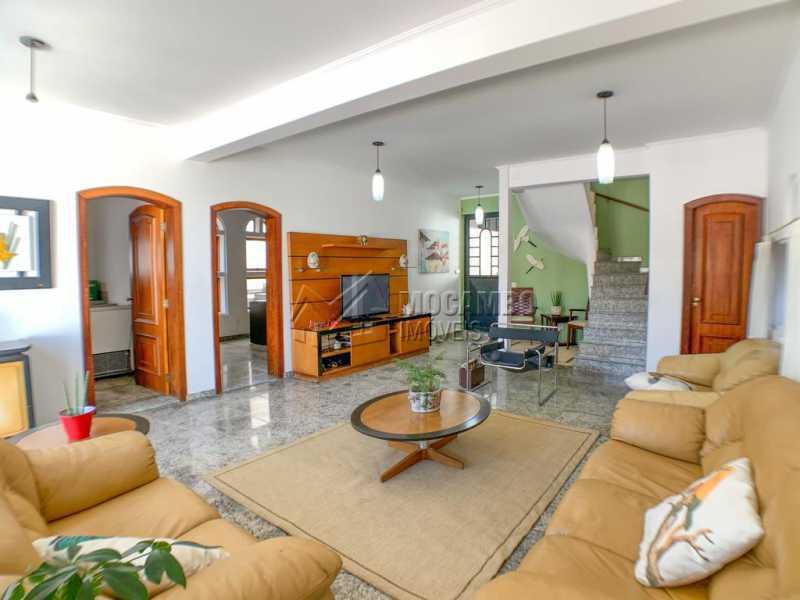 Sala andar inferior - Casa 3 quartos à venda Itatiba,SP Nova Itatiba - R$ 920.000 - FCCA31378 - 12