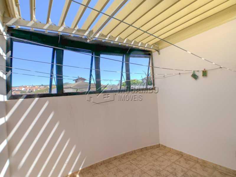 Lavanderia com entrada sol - Casa 3 quartos à venda Itatiba,SP Nova Itatiba - R$ 920.000 - FCCA31378 - 27
